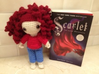 Scarlet, The Lunar Chronicles